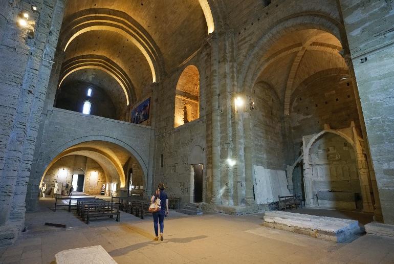Catedral de La Maguelone