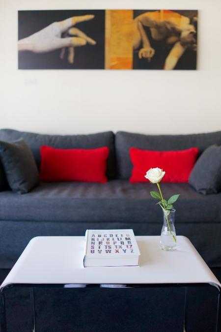 Los espacios de Miró Hotel están decorados al detalle