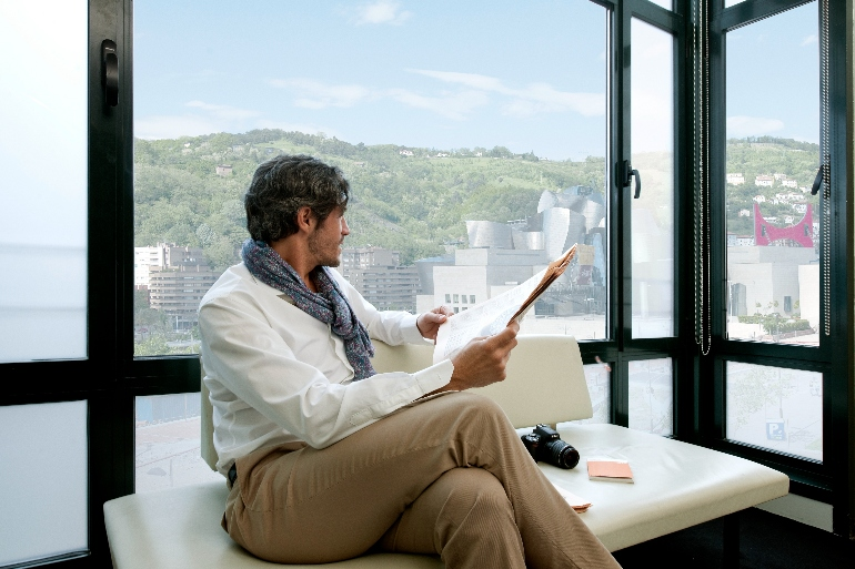 Las vistas de Miró Hotel son espectaculares