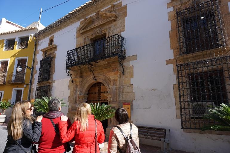 Visita Ojós y Ricote
