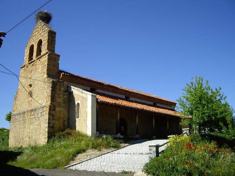 Iglesia de la Asunción de Villarmún