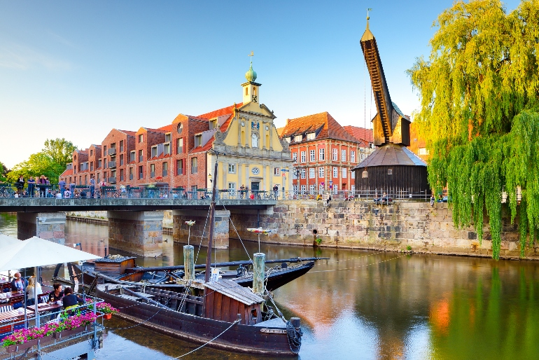 Puerto de Lüneburg