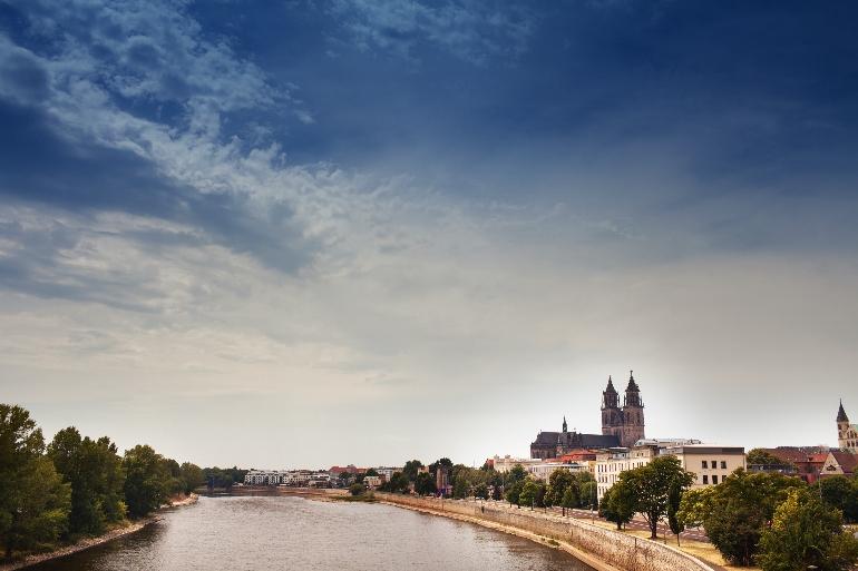 Magdeburgo, una de las paradas de la Ruta del románico