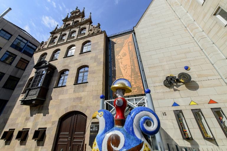 Museo del juguete de Nüremberg