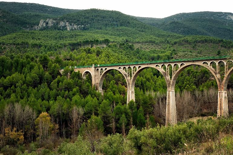 Vía Verde (Puente de Set Llunes)