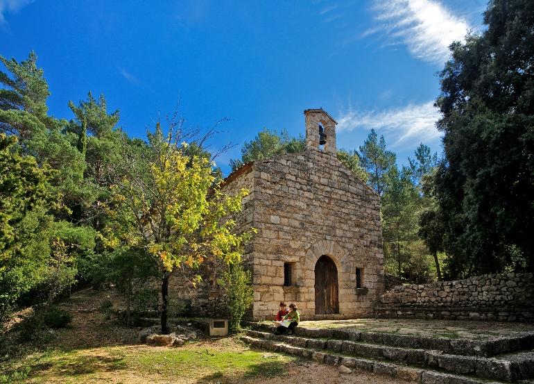 Ermita de Barrulles, Capafonts © Rafael López Monné
