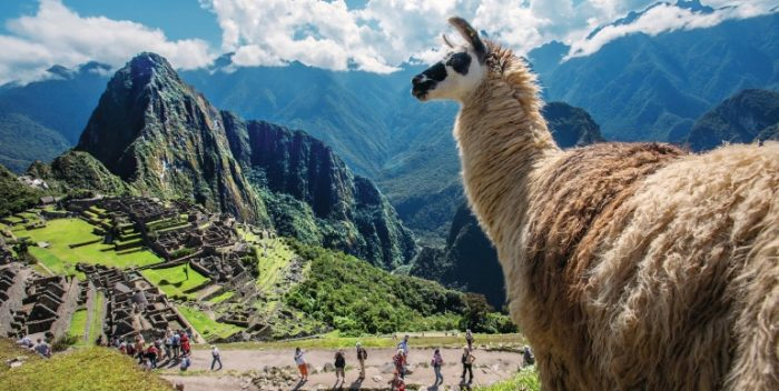 imagen Machu Picchu será el primer…