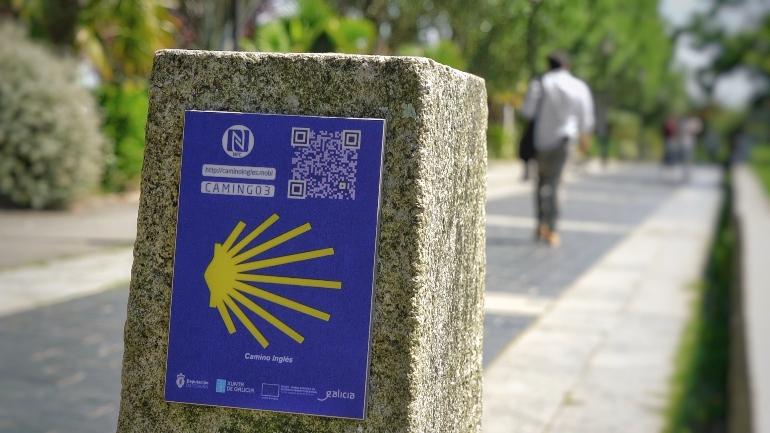 El Camino Inglés por Ferrol es una alternativa para hacer la ruta jacobea hasta Santiago de Compostela