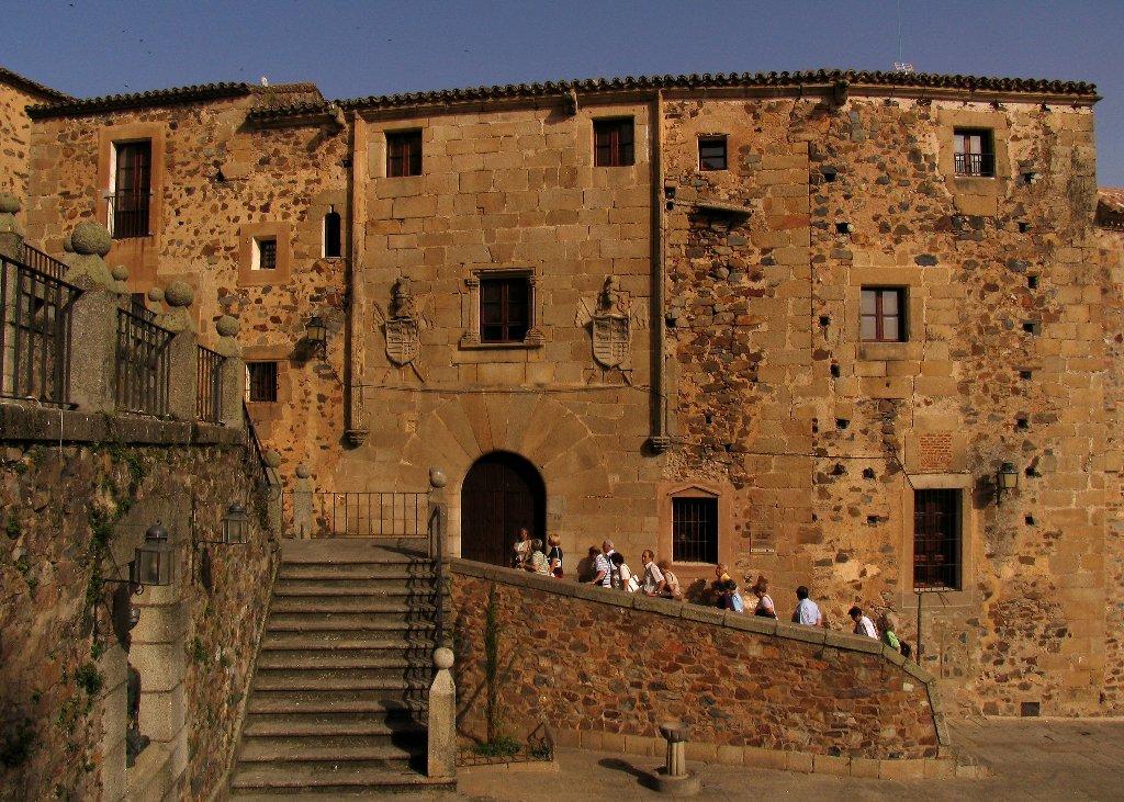 Palacio Becerra sede de la Fundación Mercedes Calles-Carlos Ballestero