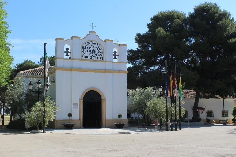 Santuario de Nuestra Señora de las Viñas