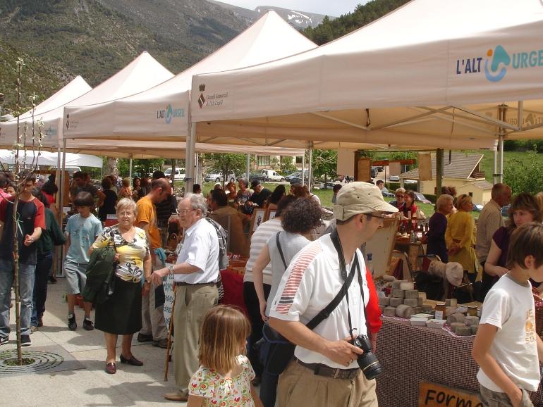 Feria de les Trementinaires de Tuixent