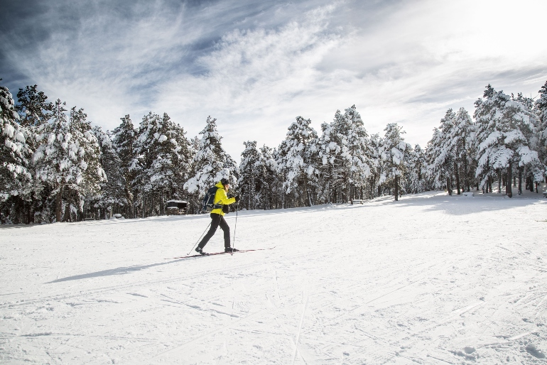 Después de una jornada de esquí nórdico es básico reponer fuerzas con las delicias gastronómicas del Alt Urgell