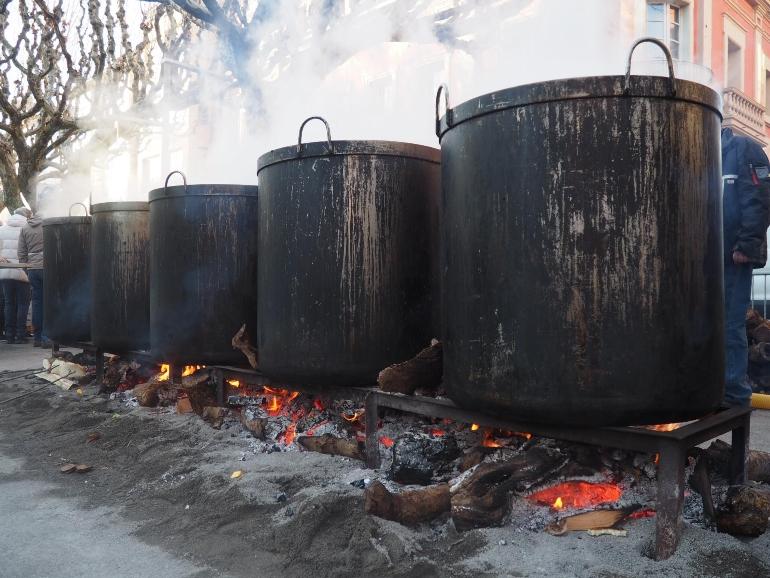 La Calderada de Sant Antoni es una de las celebraciones gastronómicas más importantes del Alt Urgell