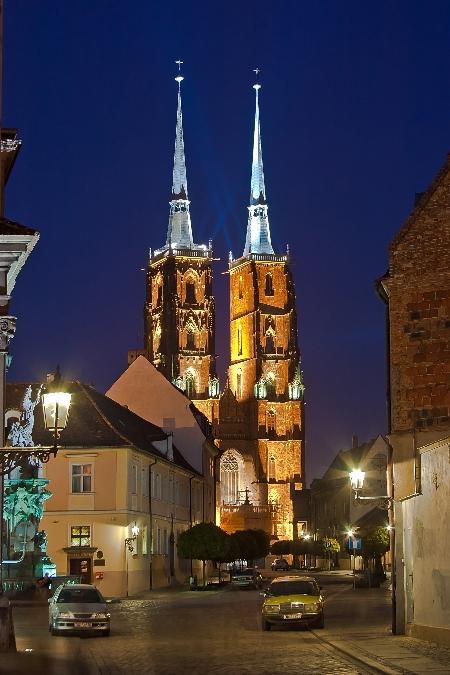 Catedral de Wroclaw (Breslavia)