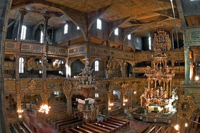 Iglesia de la Paz en Swidnica