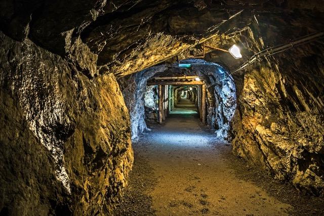 Minas de Oro de Zloty Stok