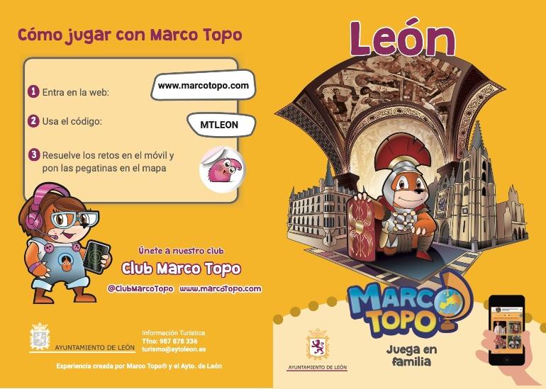 El juego de Marco Topo hace las delicias a los niños