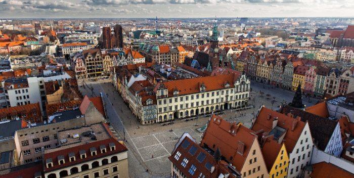 imagen Breslavia (Wroclaw) y la baja…