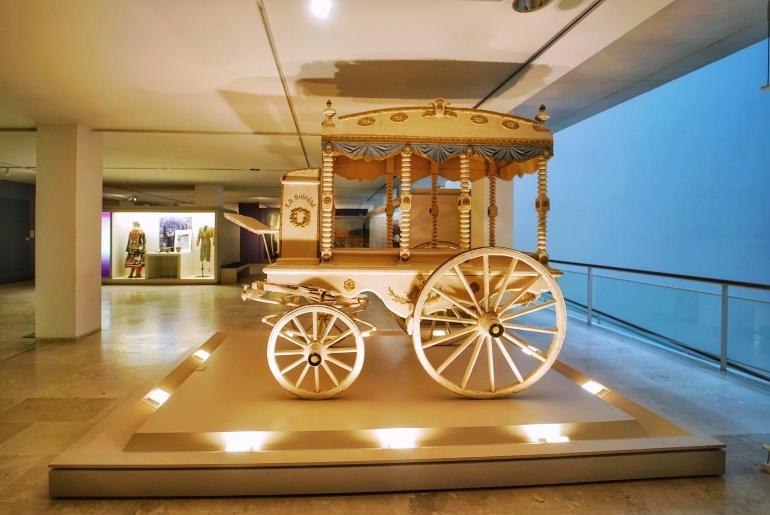 Calesa del Museo Etnográfico