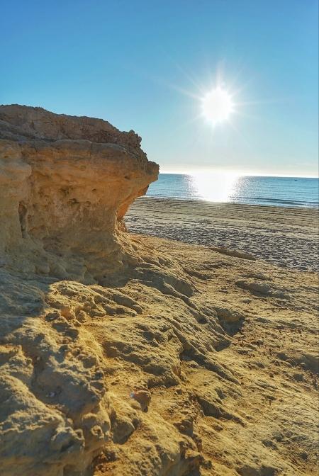 Las playas de El Campello son lugares muy concurridos durante cualquier época del año