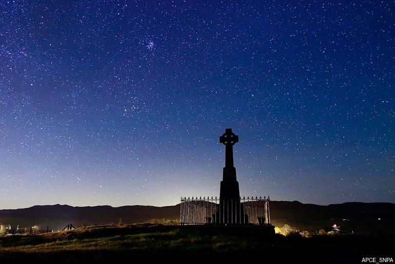 Gales es un destino perfecto para el astroturismo