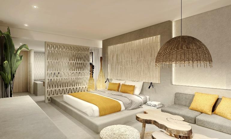 Habitación Dreamer Nativo Hotel Ibiza