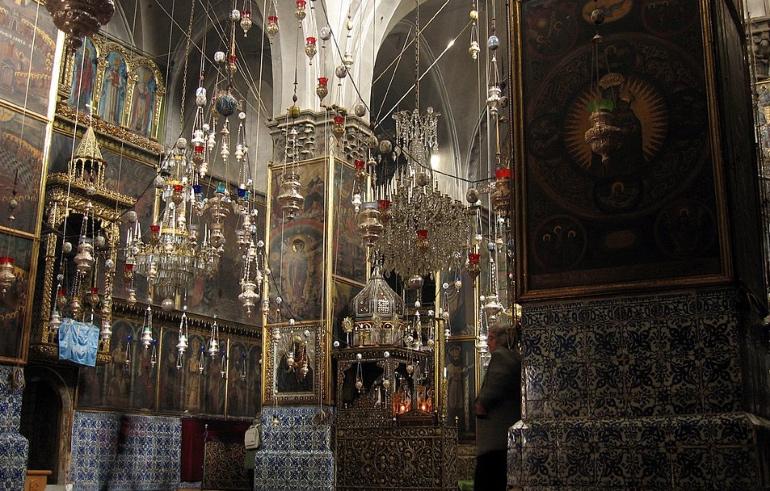 Catedral De Santiago, en el barrio armenio