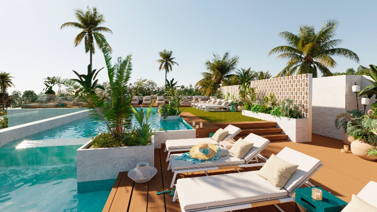 Nativo Hotel Ibiza invita al relax