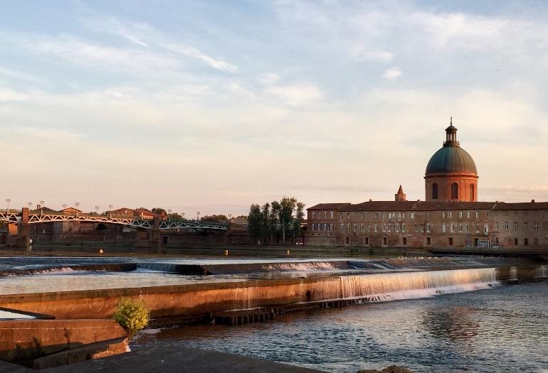 La Capilla de la Grave es quizás el monumento más fotografiado de Toulouse © Meritxell Baldello