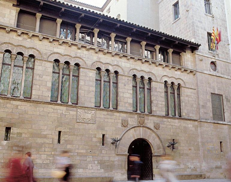 Palacio de la Paeria