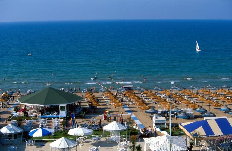 Playa de Mediterrania Saïdia