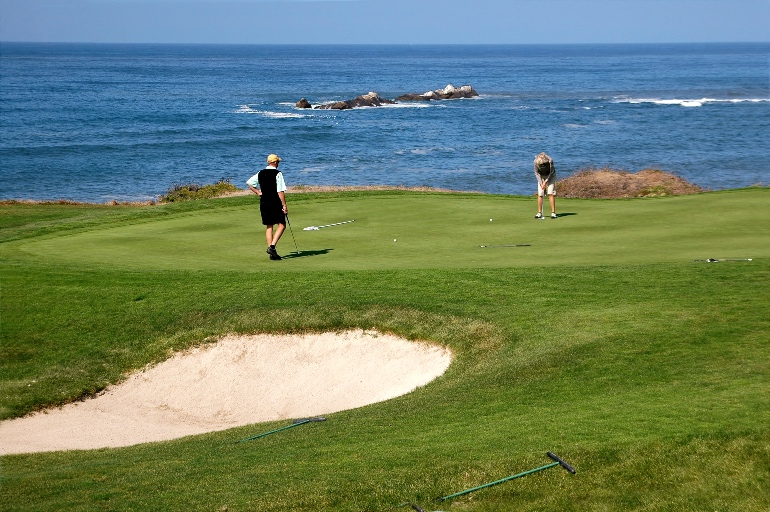 El golf es uno de los deportes estrella en Mediterranea Saïdia