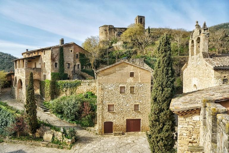 Montsonís, en la comarca de la La Noguera