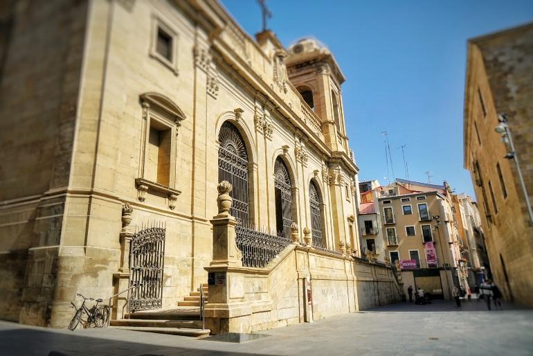 Catedral Nova o Seu Nova de Lleida