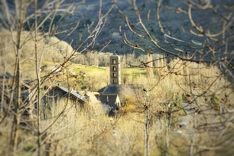 Taüll, en L'Alta Ribagorça
