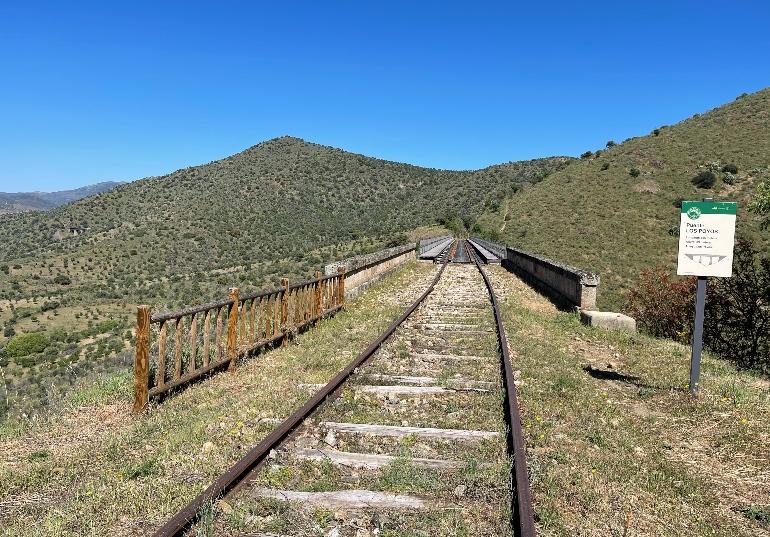 Camino de Hierro de Salamanca