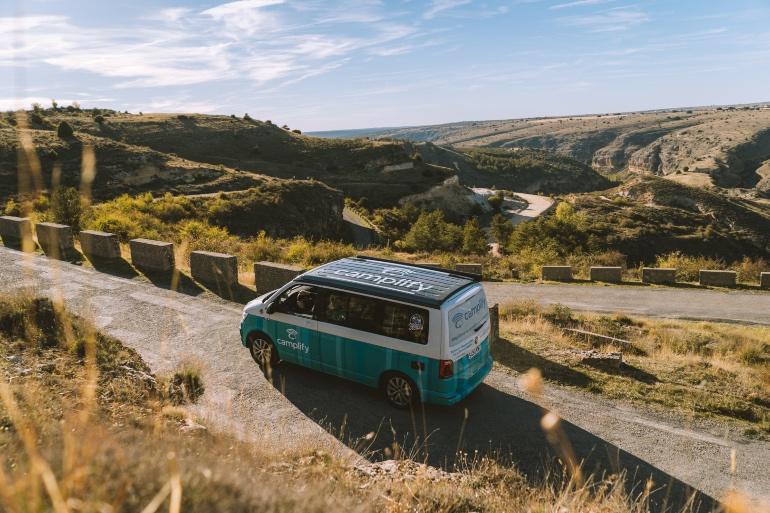 Viajar con un vehículo caravaning te da mucha libertad de movimientos