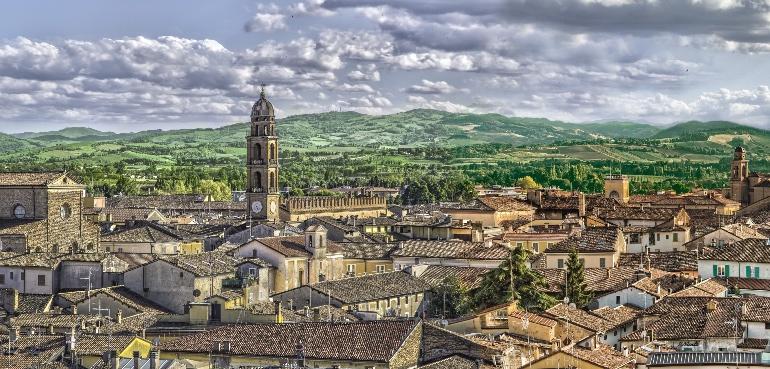 Panorámica de Faenza © Paolo Morelli