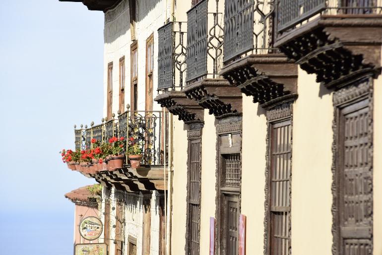 Casa de los balcones y centro de interpretación de arte efímero de La Orotava © Ayuntamiento de La Orotava