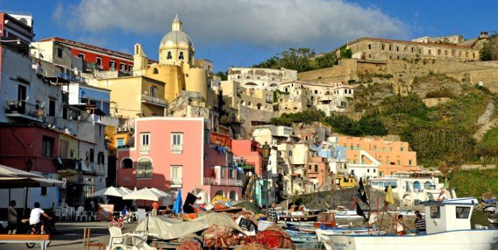 imagen Prócida, capital cultural italiana para…