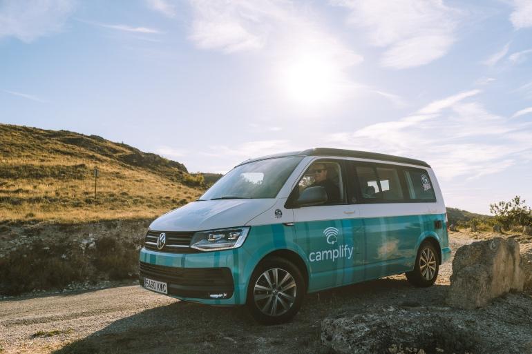 """Camplify, el """"airbnb"""" de las autocaravanas llega a España"""