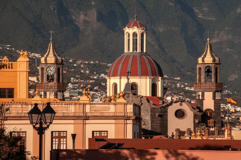 A La Orotava la llaman la Florencia de Canarias...¿adivináis por qué?