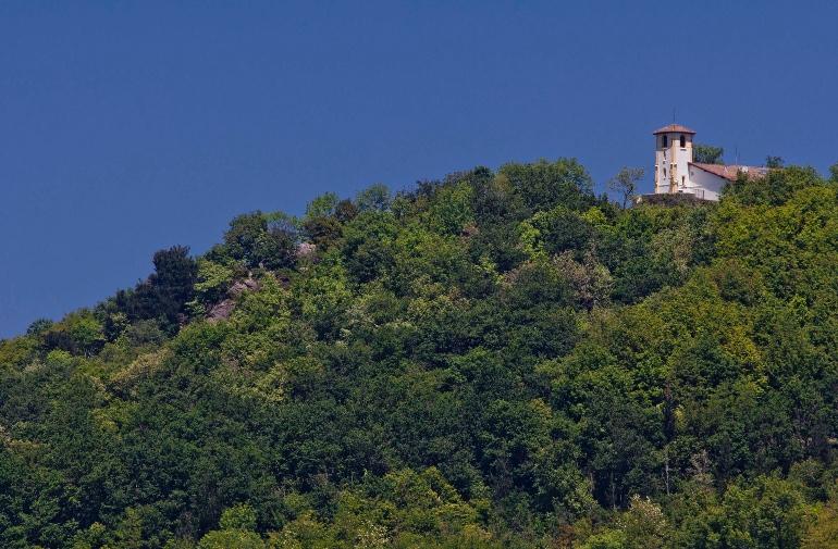 Monte y ermita de San Marcial