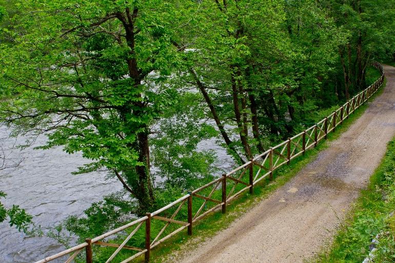 Vía verde del Bidasoa