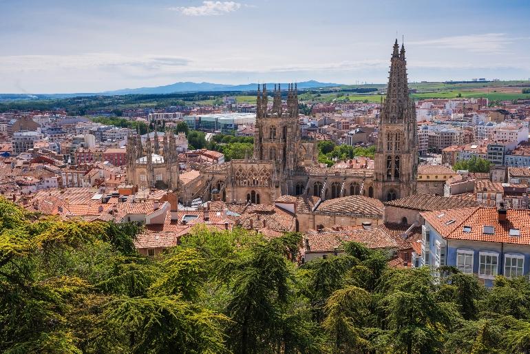La Catedral de Burgos celebra en 2021 su octavo aniversario