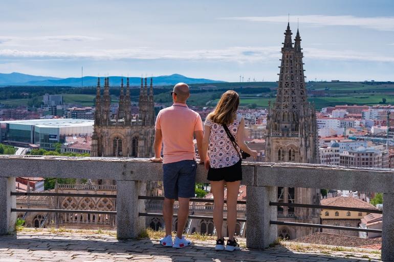 Miradores de Burgos