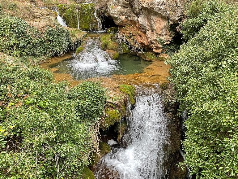 La ruta que lleva a la Fuente del Gavilán te regala instantáneas como ésta