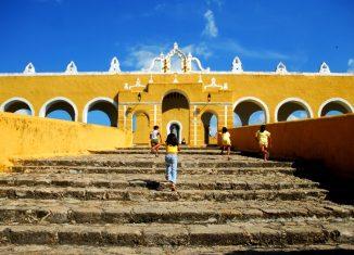 imagen Izamal, el pueblo amarillo de…