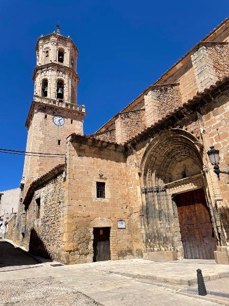Iglesia de Mosqueruela