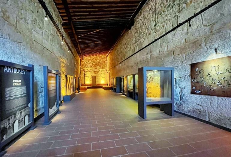 Museo de la civilización licia